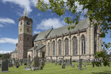 Dunblane Cathedral from the Southeast, Dunblane, Stirling, Cotland, United Kingdom Photographic Print by Nick Servian