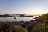 View over Oban Bay from Mccaig's Tower Photographic Print by Ruth Tomlinson