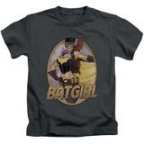 Youth: JLA- Batgirl Bombshell T-Shirt