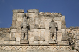Atlantes Figures, Palace of Masks, Kabah Archaelological Site, Yucatan, Mexico, North America Photographic Print by Richard Maschmeyer