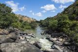 South Rukuru River, Malawi, Africa Photographic Print by Michael Runkel