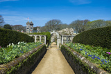 La Seigneurie House and Gardens, Sark, Channel Islands, United Kingdom Photographic Print by Michael Runkel