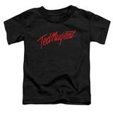 Toddler: Ted Nugent- Distress Logo T-shirts