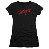 Juniors: Ted Nugent- Distress Logo T-shirts