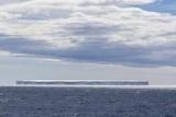Tabular Iceberg in the Gerlache Strait, Antarctica, Polar Regions Photographic Print by Michael Nolan