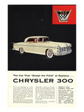 Chrysler 300 Most Powerful Posters