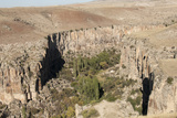 Ihlara Canyon, Western Cappadocia, Anatolia, Turkey, Asia Minor, Eurasia Photographic Print by Tony Waltham