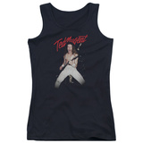 Juniors Tank Top: Ted Nugent- Rockin T-Shirt