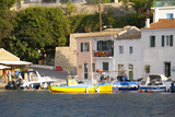 View across the Colourful Harbour, Loggos, Paxos, Paxi, Corfu, Ionian Islands, Greek Islands Photographic Print by Ruth Tomlinson