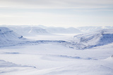 View Toward Rabotbreen, Rabot Glacier, Reindalen Valley Photographic Print by Stephen Studd