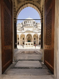 Exterior of Suleymaniye Mosque, Istanbul, Turkey Photographic Print by Ben Pipe
