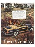 Chrysler Town & Country Conv. Art