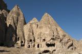 Selime, Ihlara, Western Cappadocia, Anatolia, Turkey, Asia Minor, Eurasia Photographic Print by Tony Waltham