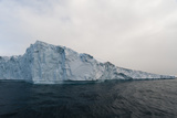 Icebergs in Ilulissat Icefjord, Greenland, Denmark, Polar Regions Photographic Print by Sergio Pitamitz