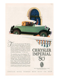 Chrylser Imperial 80 Posters