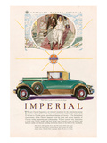 Chrysler Imperial Convertible Art