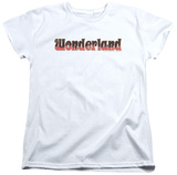 Womens: Zenoscope- Wonderland Logo Shirts