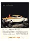 Chrysler New Yorker Deluxe Art