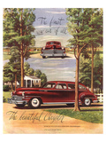 Chrysler-Finest New Car of All Posters