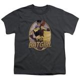 Youth: JLA- Batgirl Bombshell T-shirts