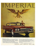 Chrysler Imperial for 1961 Prints