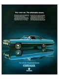Chrysler-Your Next Car:Newport Print