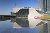 Guangzhou Opera House in Zhujiang New Town, Tian He, Guangzhou, Guangdong, China, Asia Photographic Print by Ian Trower