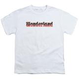 Youth: Zenoscope- Wonderland Logo T-Shirt