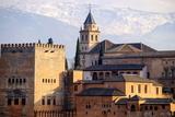 The Alhambra, Granada, Andalucia, Spain Photographic Print by Carlo Morucchio