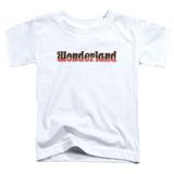 Toddler: Zenoscope- Wonderland Logo T-shirts