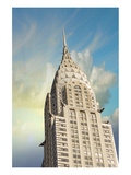 Chrysler Building Façade Spike Art