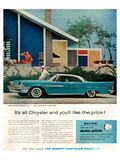 Chrysler New Windsor Dartline Posters