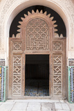 Medersa Ali Ben Youssef (Madrasa Bin Yousuf), Medina, Marrakesh, Morocco Photographic Print by Stephen Studd