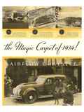 Chrysler Airflow- Magic Carpet Prints