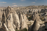 Goreme, UNESCO World Heritage Site, Cappadocia, Anatolia, Turkey, Asia Minor, Eurasia Photographic Print by Tony Waltham