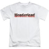 Juvenile: Zenoscope- Wonderland Logo T-shirts