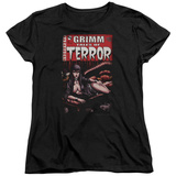 Womans: Zenoscope- Terror Cover T-shirts