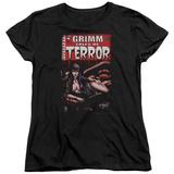 Womens: Zenoscope- Terror Cover T-shirts