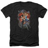 Zenoscope- Heart T-shirts