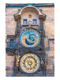 Astronomical Clock in Prague Prints