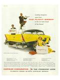 Chrysler - the Flight-Sweep Print
