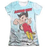 Juniors: Astro Boy- City Boy T-shirts