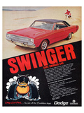 Dodge Dart Swinger 340 Posters