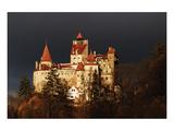 Dracula Castle Transylvania Prints