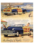 Beautiful Chrysler Town&Country Prints