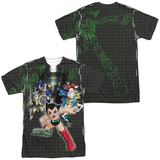 Astro Boy- Group (Front/Back) Sublimated