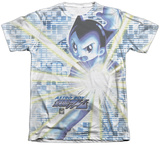Astro Boy- Beams Sublimated