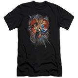 Zenoscope- Heart (Slim Fit) T-shirts