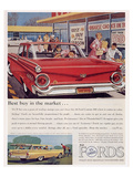 Ford 1959 Best Buy in Market Prints