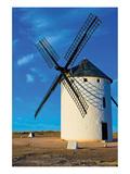 Castilla La Mancha Windmill Posters